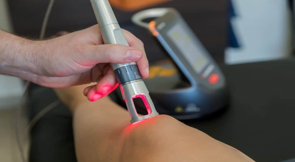 infrared light therapy for chronic pain
