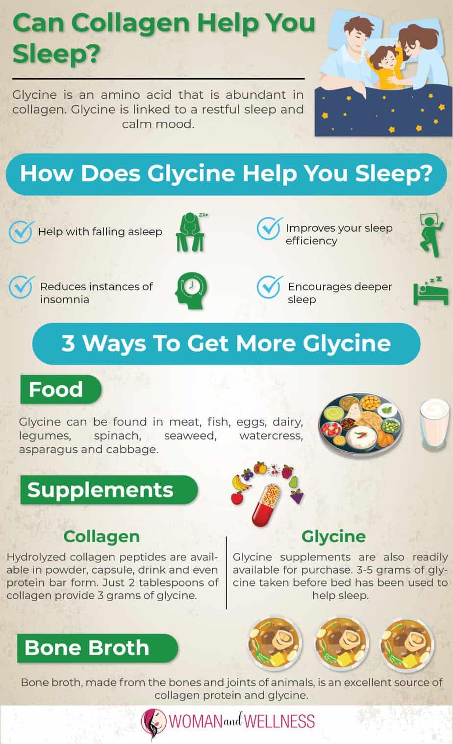 Can collagen help you sleep