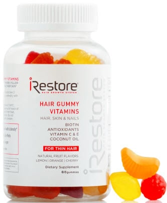 iRestore_Hair_Gummy_Vitamins