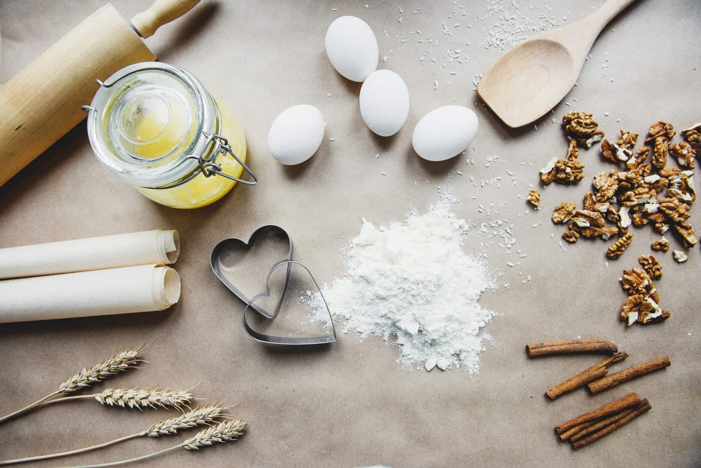 baking with collagen peptides powder