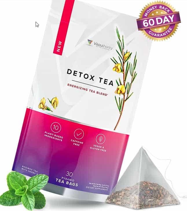 what is a good detox tea vitauthority detox tea